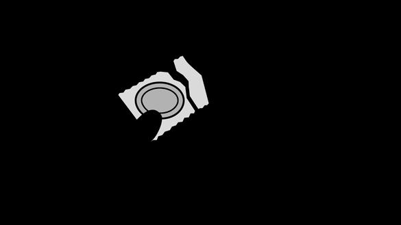 Darstellung zur Kondomverwendung - Schritt 1: Verpackung öffnen